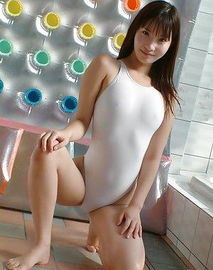 Swimsuit Asian Porn Pics