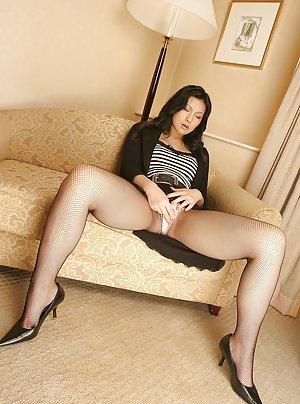 Free asian pantyhose porn
