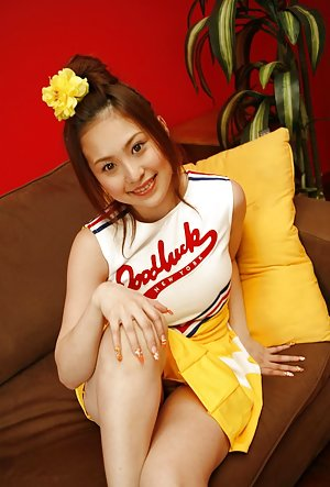 Asian Cheerleader Pics