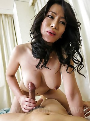 Matured asian porn